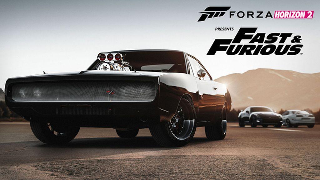 Los cochazos de Fast & Furious llegarán a Forza Horizon 2 en marzo con una expansión