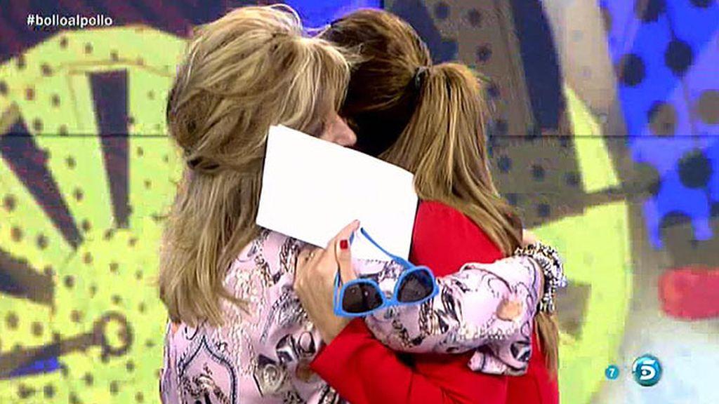Lydia Lozano pide perdón a Raquel Bollo