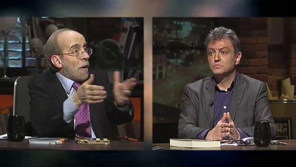 """Enrique Vicente: """"Existen cientos de casos de experiencias de muerte compartida"""""""
