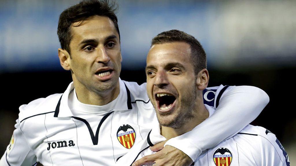 El Valencia rompe su mala racha ante el Getafe