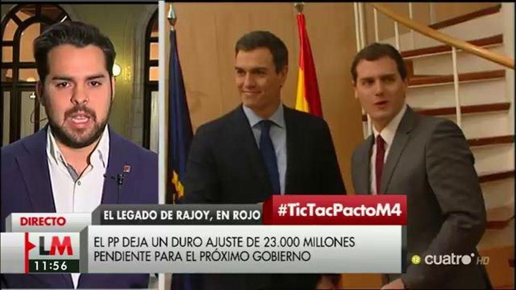La entrevista a Fernando de Páramo en 'Las Mañanas de Cuatro', a la carta