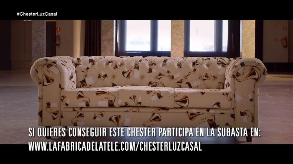 ¿Quieres el chester de Luz Casal?