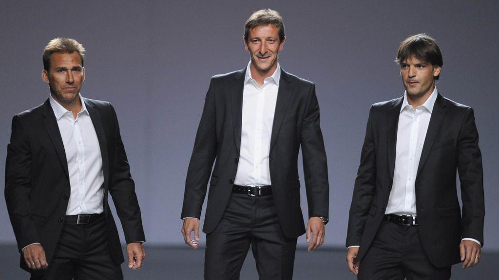 real Madrid morientes ramis martin vazquez modelos