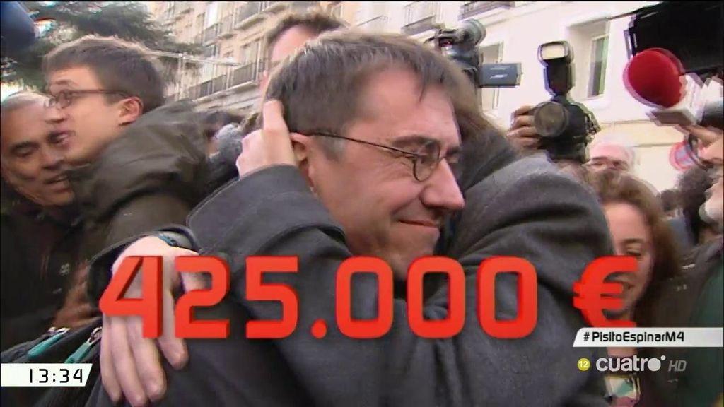 Todos los escándalos de Podemos que han afectado a su vida política