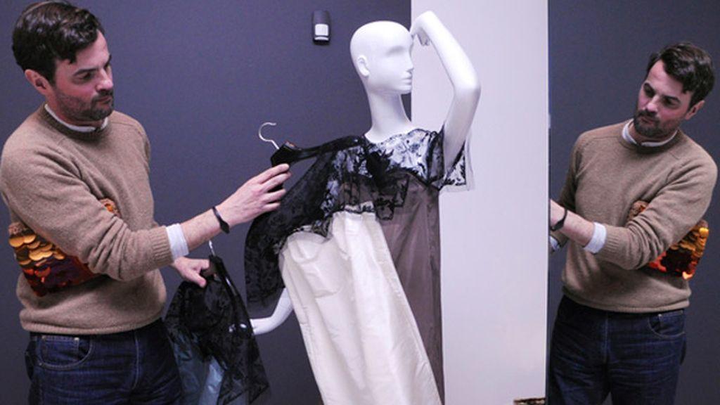 Así diseñó Lemoniez su vestido para Mujeres Desesperadas