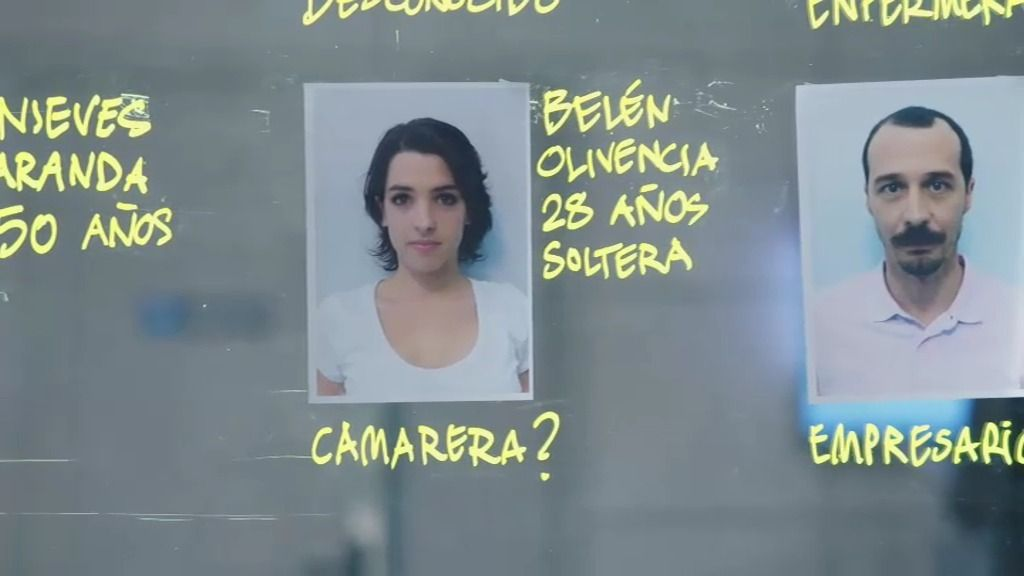 ¿Es Belén la hija de la inspectora Rubio?