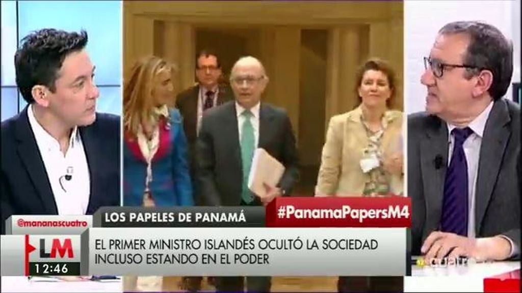 """Carlos Cruzado: """"Es necesario desplazar la lupa del contribuyente de a pie al fraude de grandes fortunas y empresas"""""""