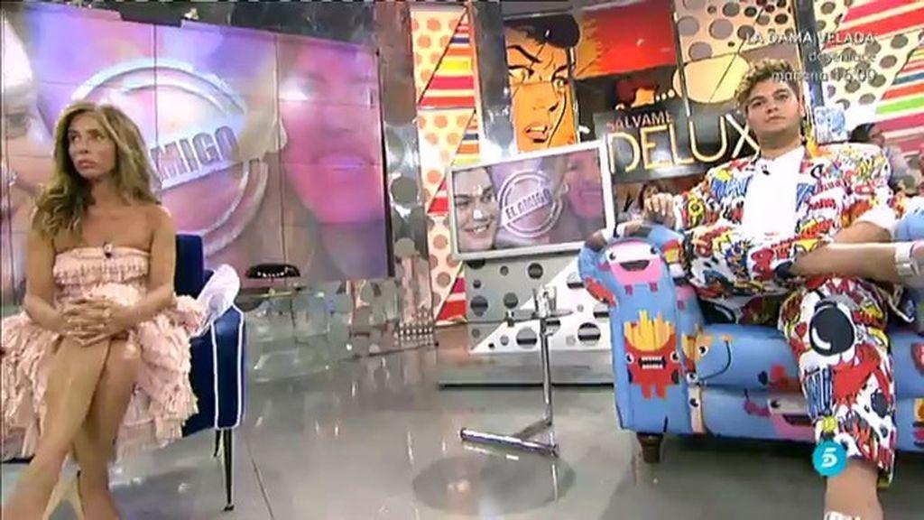 """Sema, amigo de Chabelita: """"Alberto Isla cuenta tonterías…me da mucho asco"""""""