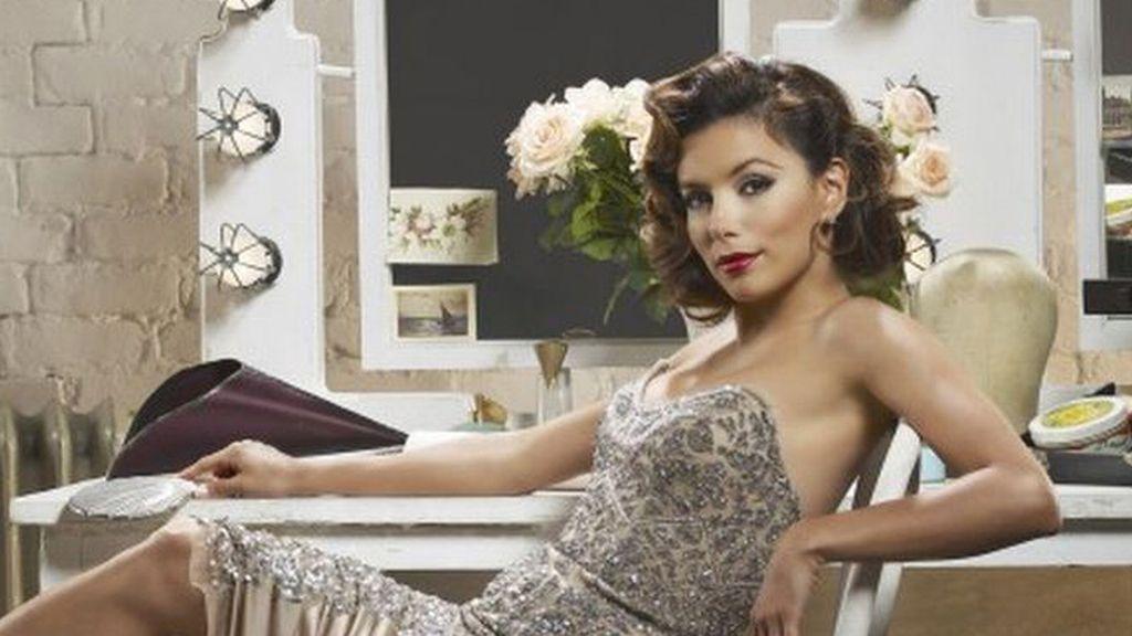 El glamour de Gabi en 'Mujeres desesperadas'
