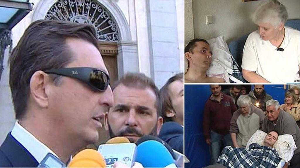 José I. Frade, testigo clave para que reabrieran el caso de Antonio Meño