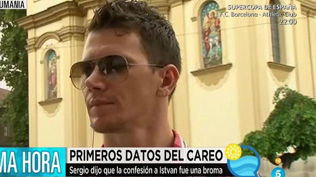 Itsvan asegura que no sabía que Sergio estaba buscado por la policía