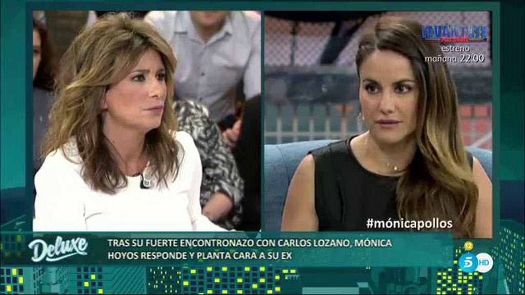 Carlos denunció a Mónica en 2007 por no dejarle ver a su hija, según Gema López