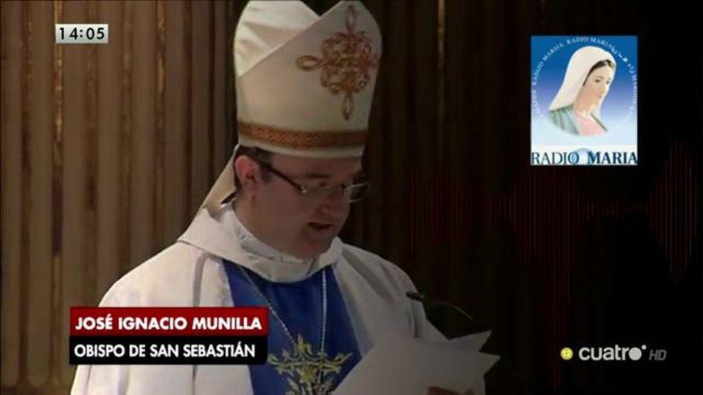 """El obispo José Ignacio Munilla, ve en los resultados del 20-D a una """"sociedad enferma"""""""