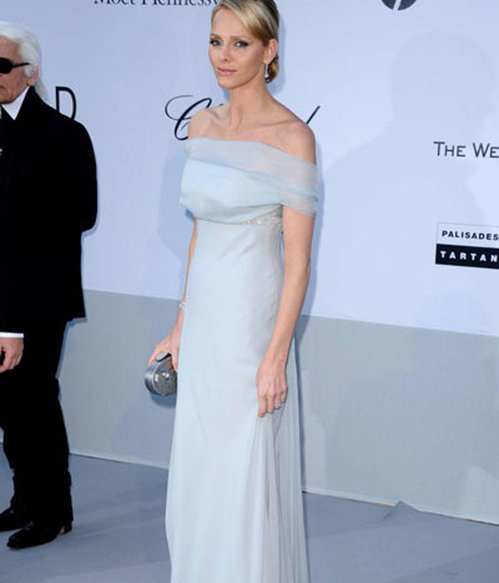 En el festival de cine de Cannes
