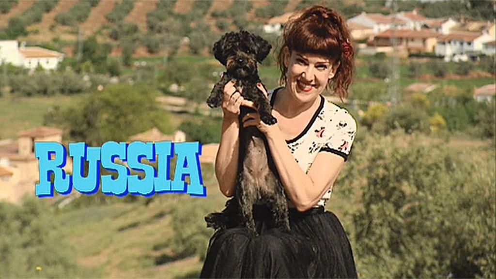 Carmen y Russia, las 'pin up de campo' buscan el amor en 'Amores Perros'