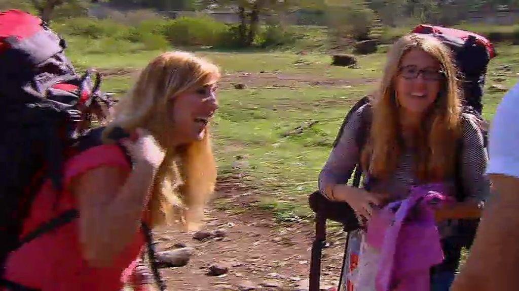 Sara y María, la revelación de la segunda etapa