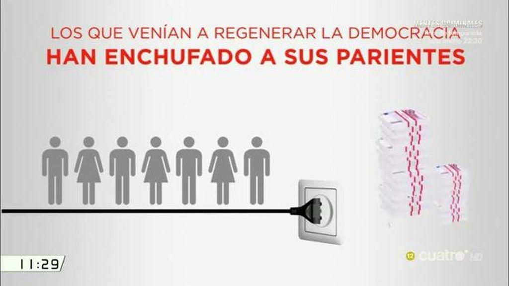 """El PP critica la gestión en las regiones """"donde gobiernan los extremistas"""""""