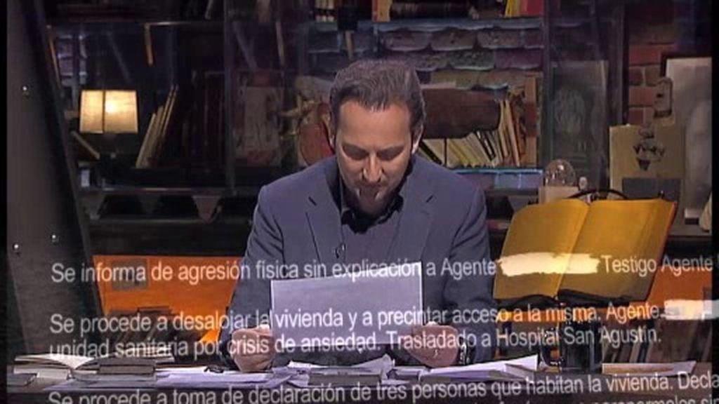 Detenidos, un policía agredido, fenómenos paranormales… el informe del 'Caso Linama'