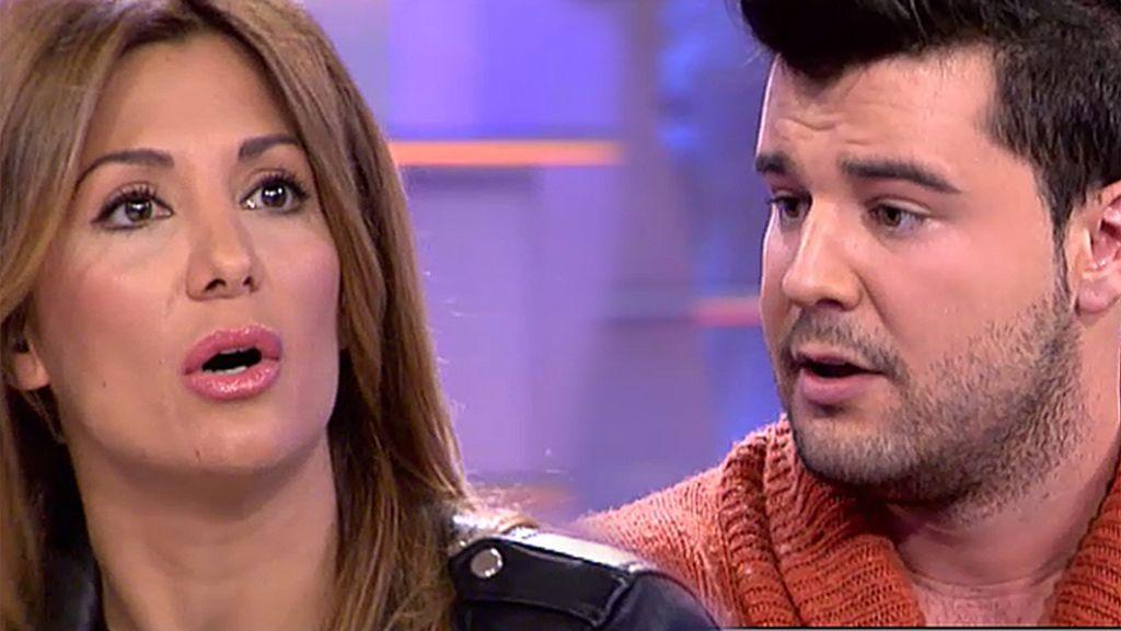 """Javier estalla contra Nagore: """"Yo soy feliz como soy y no necesito operarme"""""""