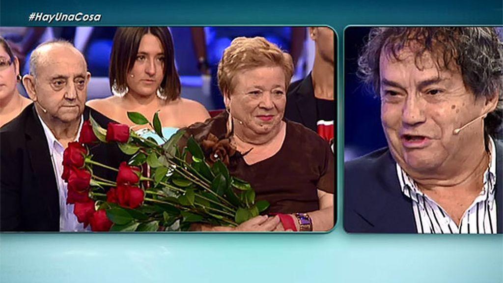 """Joselito, a Carlos y Pepa: """"La vida nunca se acaba, que la enfermedad no os deprima"""""""