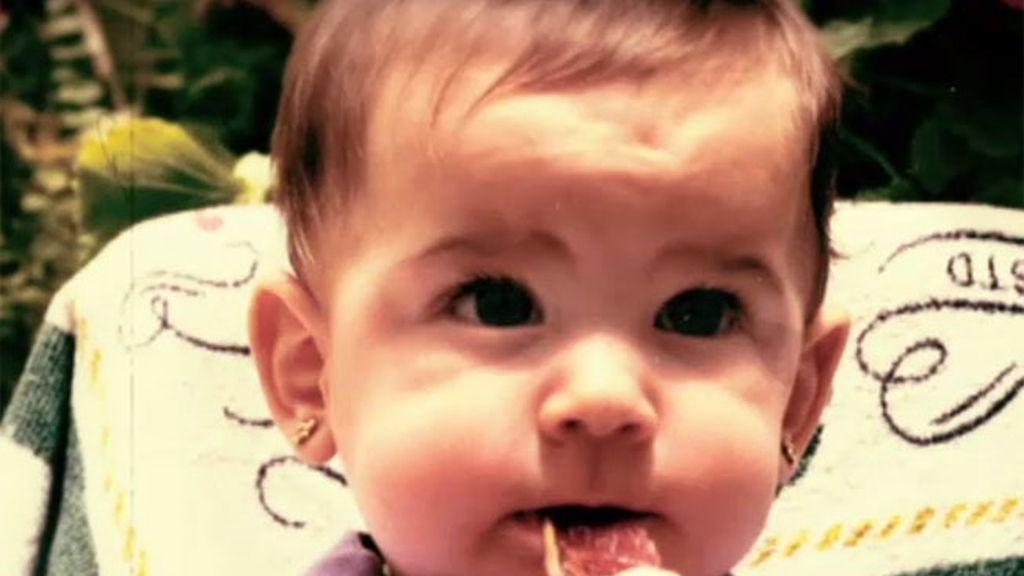 Jessica, la niña de los ojos de papá