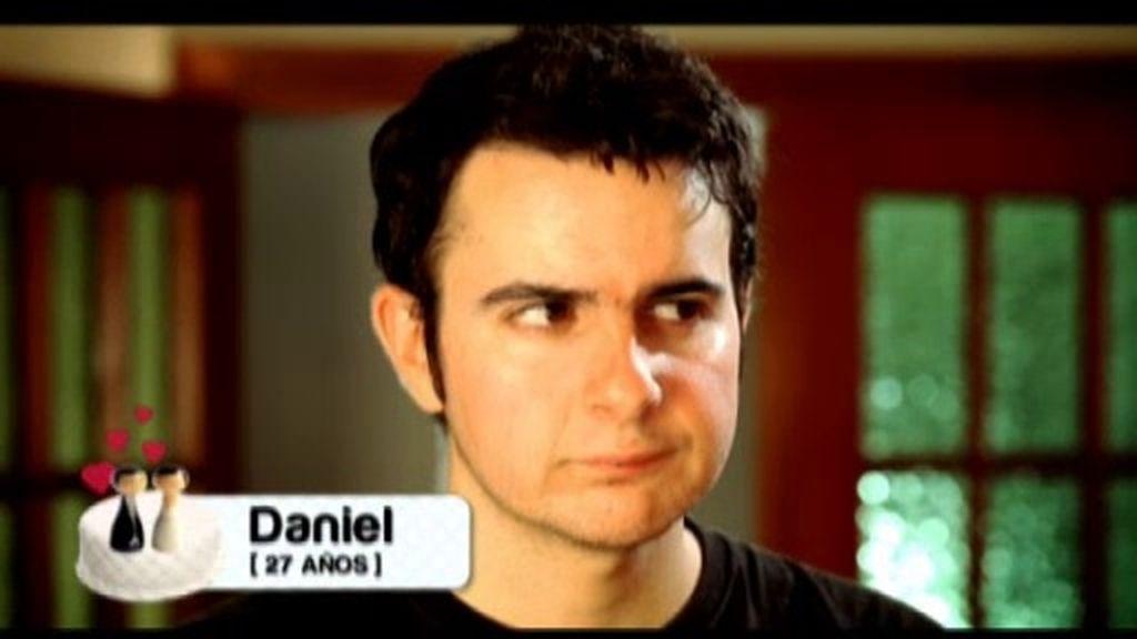 Así es Daniel