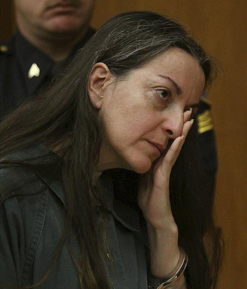 Las autoridades judiciales de Nueva Jersey estudiarán a finales de este mes si la abogada española María José Carrascosa, que cumple una condena de 14 años de prisión en EEUU por un conflicto sobre la custodia de su hija, reúne los requisitos para conseguir la libertad condicional. EFE/Archivo