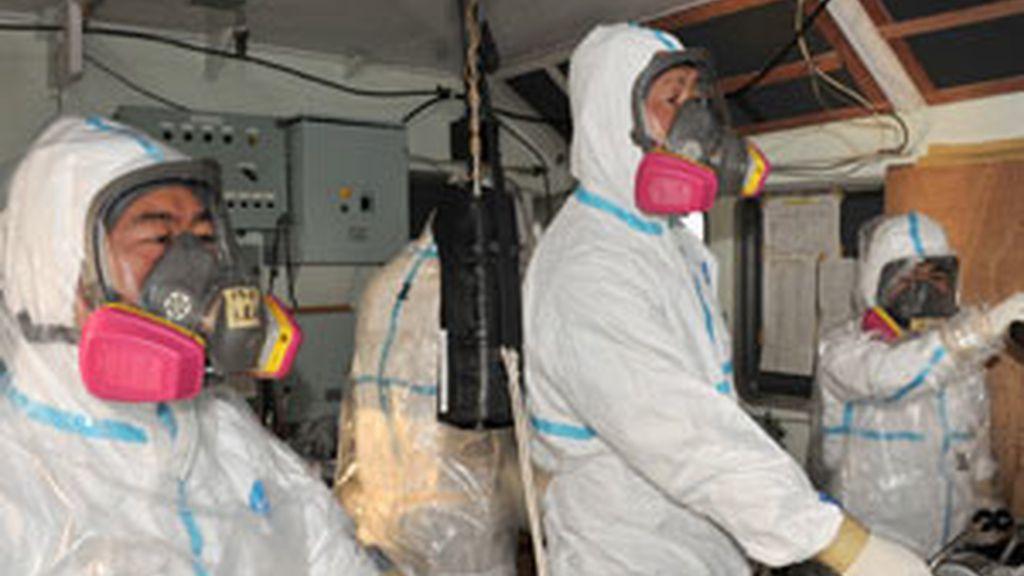 Fukushima está vertiendo agua contaminada al mar. Foto: EFE