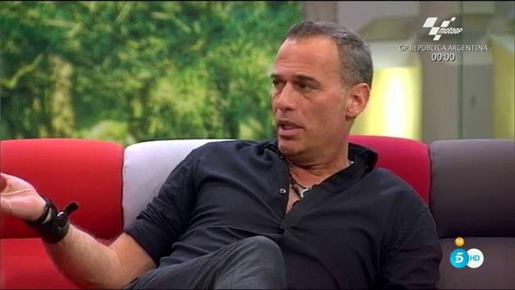 """Carlos: """"Os lo han dicho que váis a por mí, por algo será que ha salido la palabra bullying"""""""
