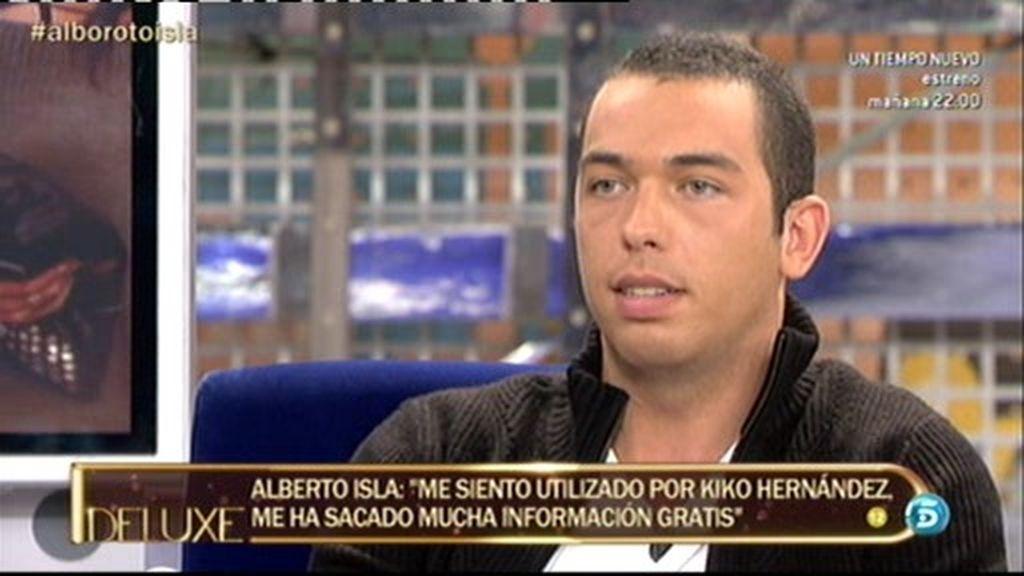"""Alberto Isla: """"He visto muy crecida a Chabelita durante el juicio"""""""
