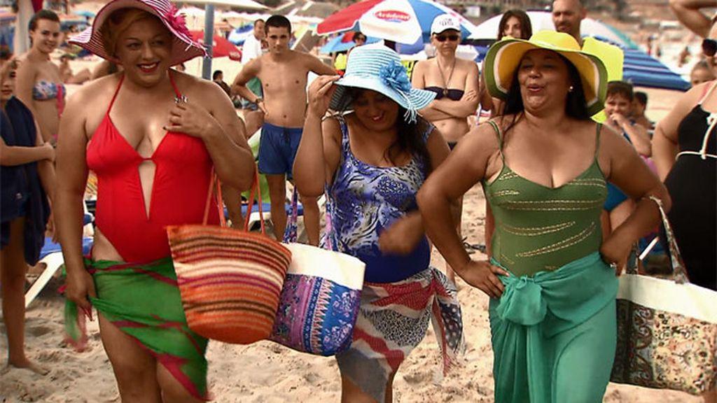 ¡El cambio de look de Dulia, Juani y Raquel!