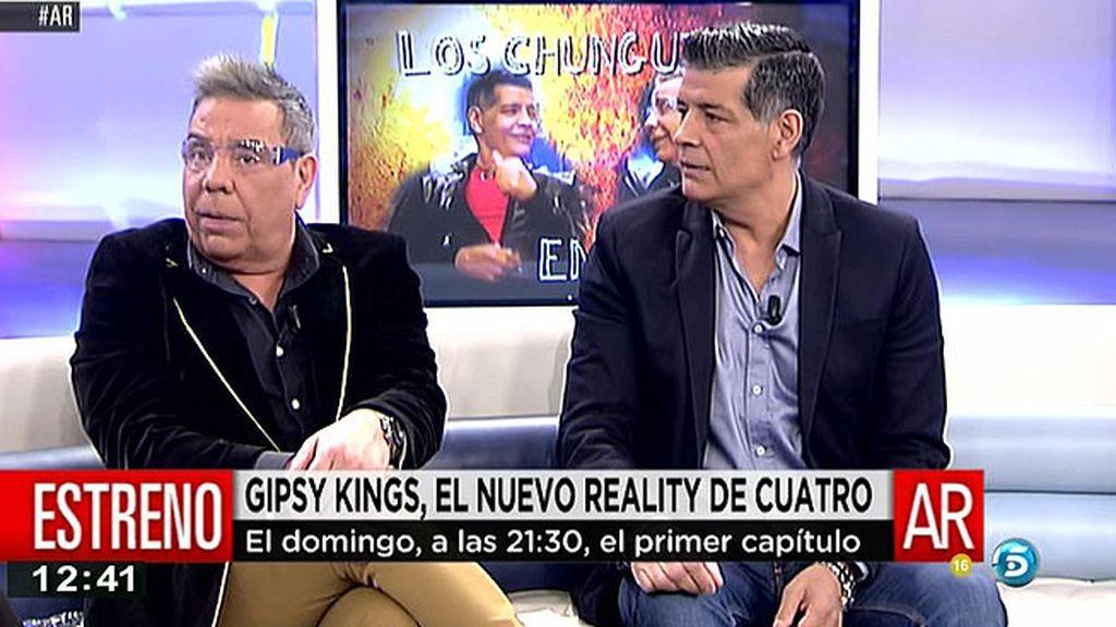 """'Los Chunguitos': """"En 'Gipsy Kings' vais a ver mucha alegría"""""""