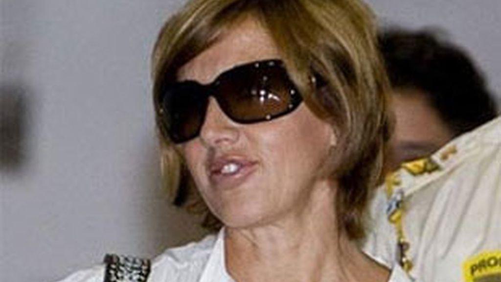 Imagen de archivo de la cantante Ana Torroja. Foto: EFE.