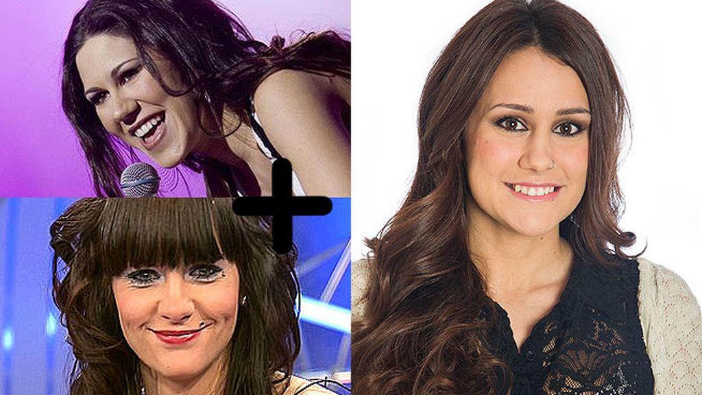 ¿Argi o una mezcla de Tamara y Laura Campos?