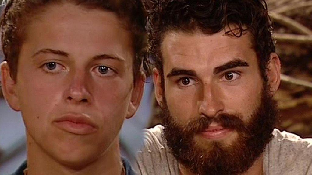 Rubén y Christopher, amigos para siempre