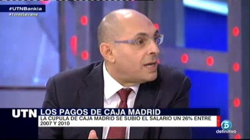 """Elpidio Silva: """"España es un lugar ideal para cualquier corrupto"""""""