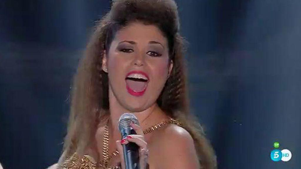 Cristina Ramos, la gimnasta vocal que mezcla ópera y rock ¡ya es una estrella!