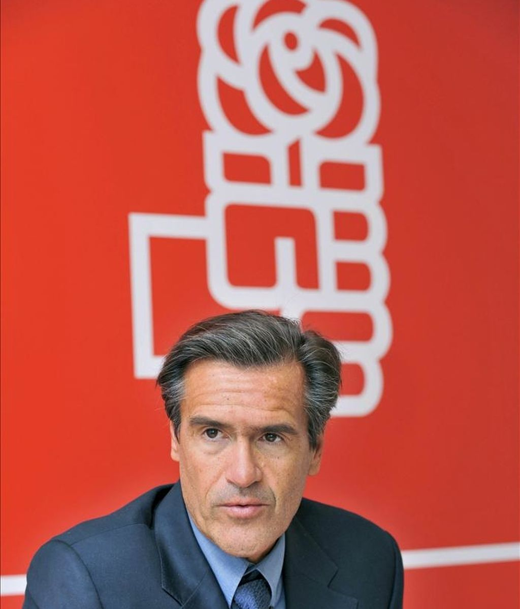 El eurodiputado Juan Fernando López Aguilar. EFE/Archivo