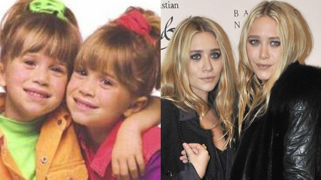Mary-Kate y Ashley Olsen