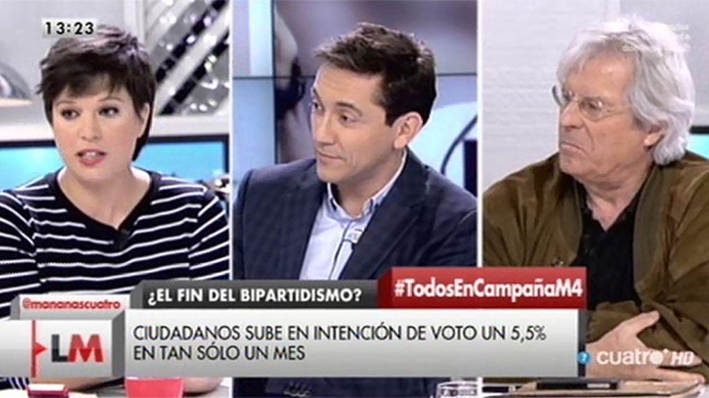 """Talegón: """"López Aguilar es ejemplar y espero que Chaves y Griñán hagan lo propio"""""""