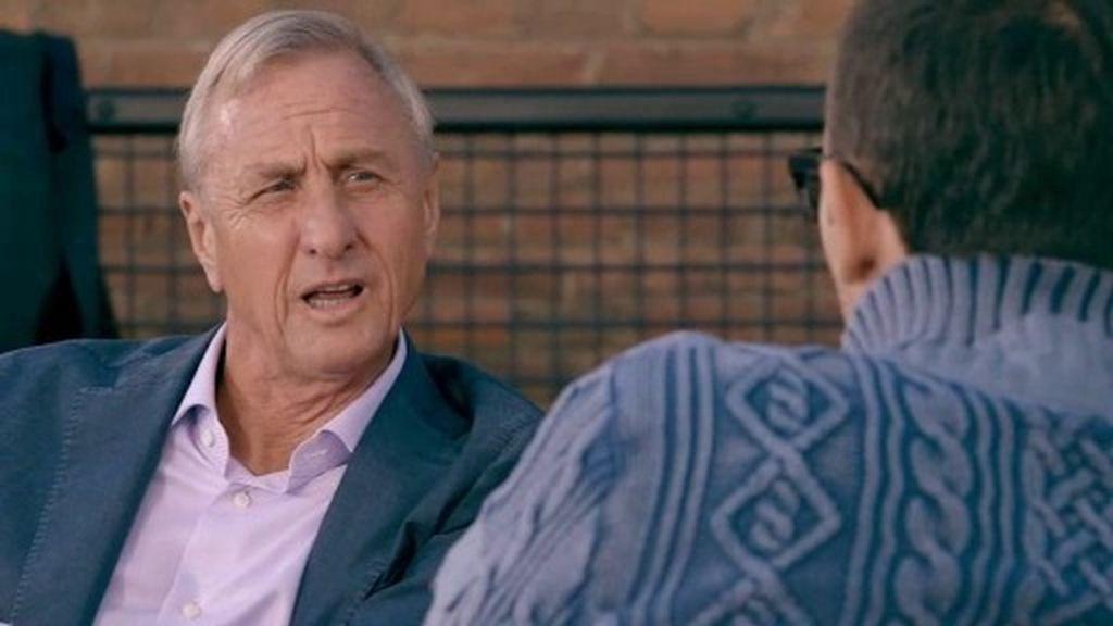 """Cruyff: """"Yo sé lo que vale cada uno y, por lo tanto, yo domino el dinero en el vestuario"""""""