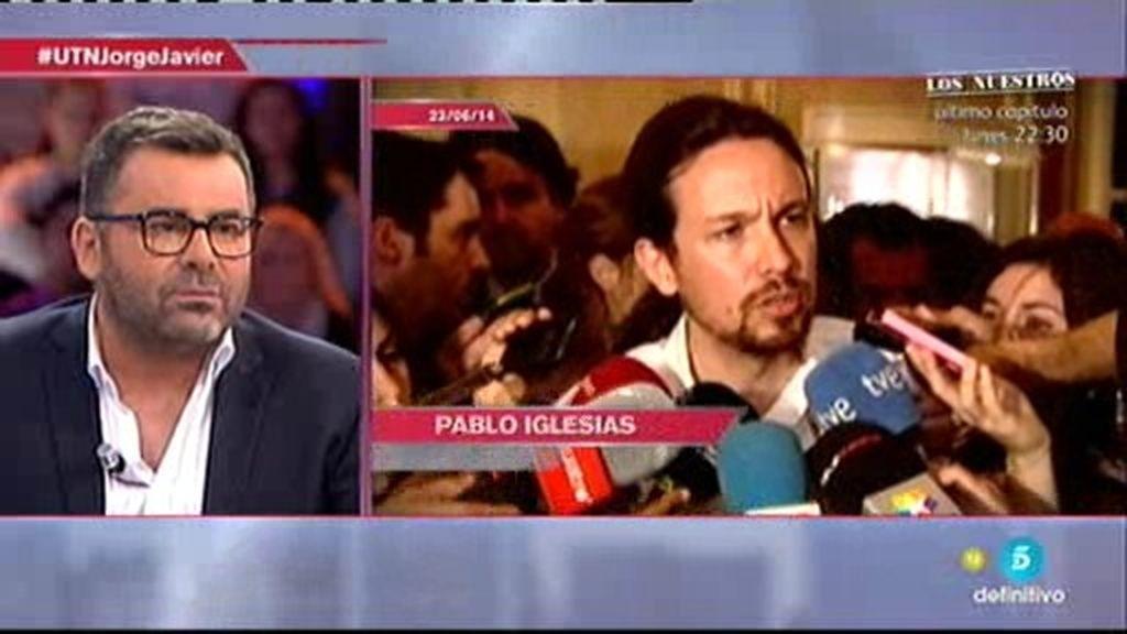 """J. J. Vázquez, de Podemos: """"Venezuela va a ser un gran lastre para ellos"""""""