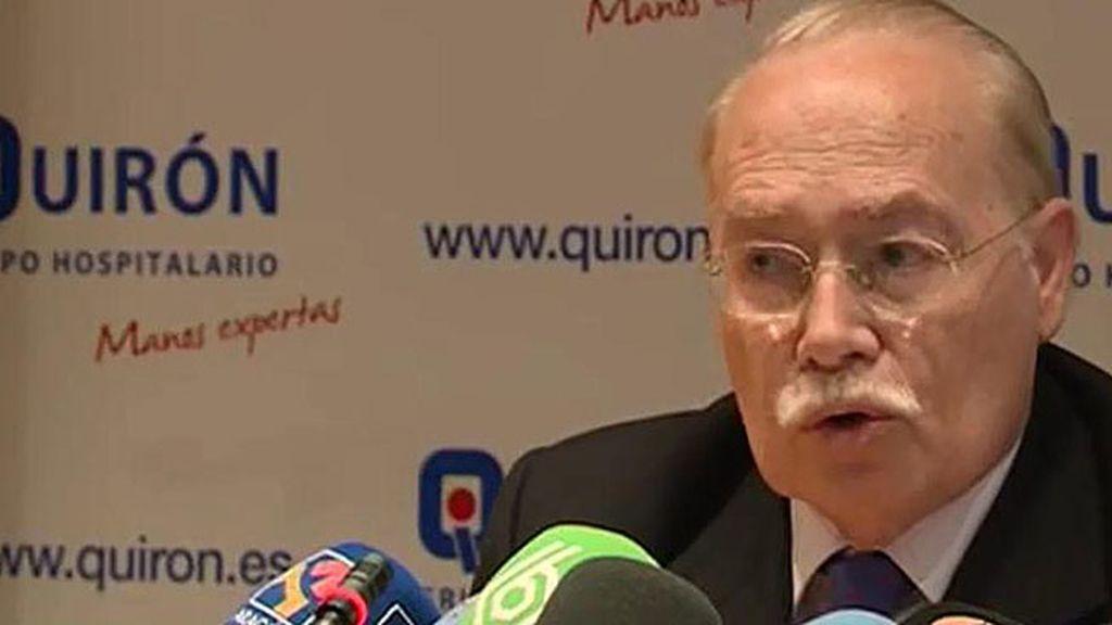 Los médicos de Francisco Rivera no descartan el traslado a Sevilla