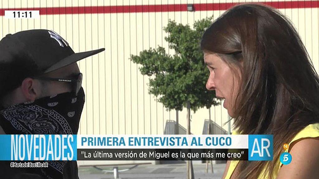 """El 'Cuco': """"Antes de lo de Marta yo ya llevaba meses sin juntarme con Miguel"""""""