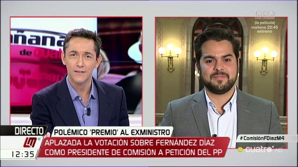 """F. de Páramo: """"El Senado se convierte en un cementerio de elefantes políticos"""""""