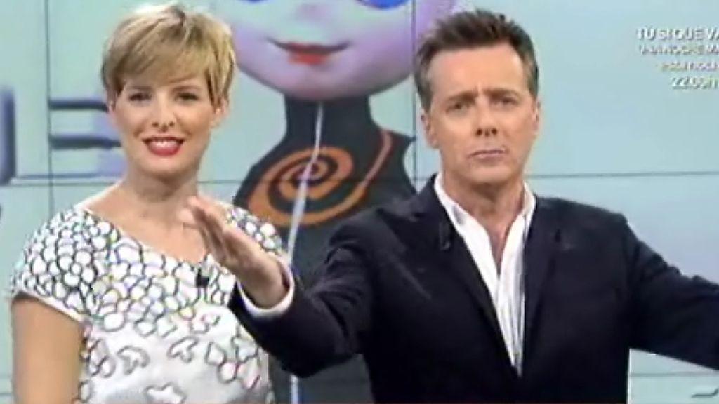 El presentador sustituirá a Patricia Pérez