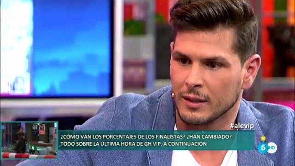 """Alejandro, sobre la enfermedad de su hijo: """"Nunca he llorado tanto, me quitó la vida"""""""