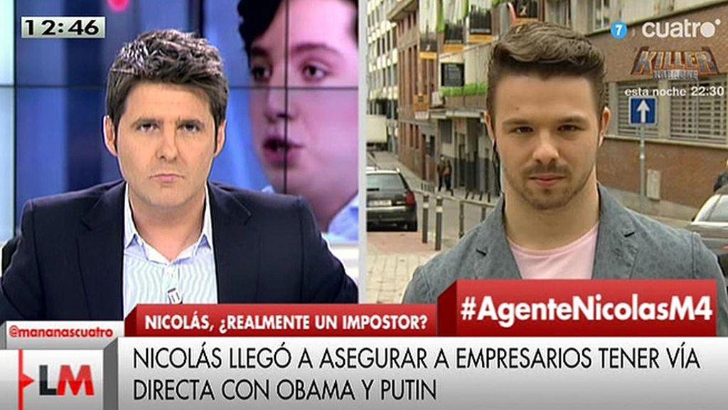 """David Enguita: """"Francisco Nicolás me presentó a toda la cúpula del PP"""""""