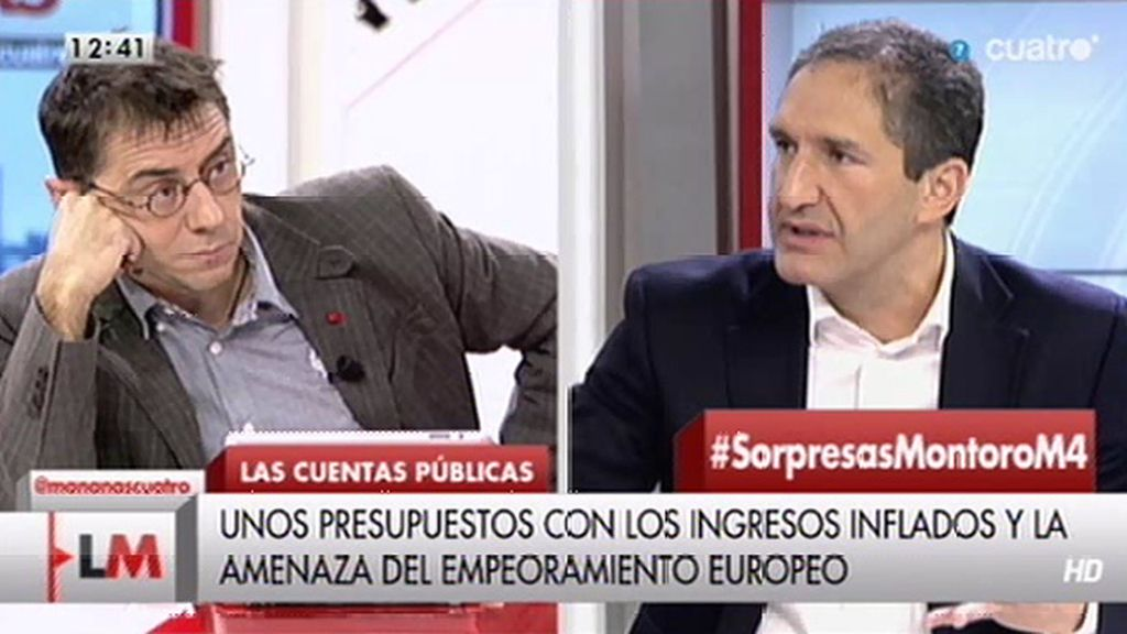 """Cepeda: """"El PP está haciendo de las necesidades sociales un negocio"""""""