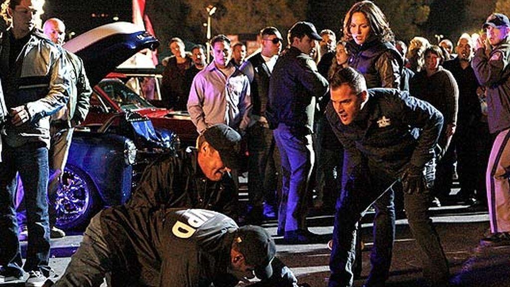 Capítulo 13 y 14 de 'CSI Las Vegas'